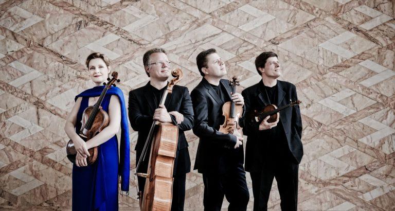 Orlandom nagrađen njemački gudački kvartet nastupa na 58. Glazbenim večerima
