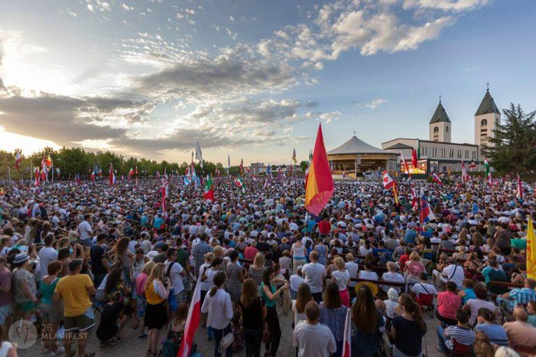 29. Međunarodni molitveni festival mladih u Međugorju, od 1. do 6. kolovoza