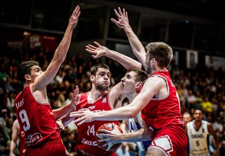 Mladi hrvatski košarkaši viceprvaci Europe