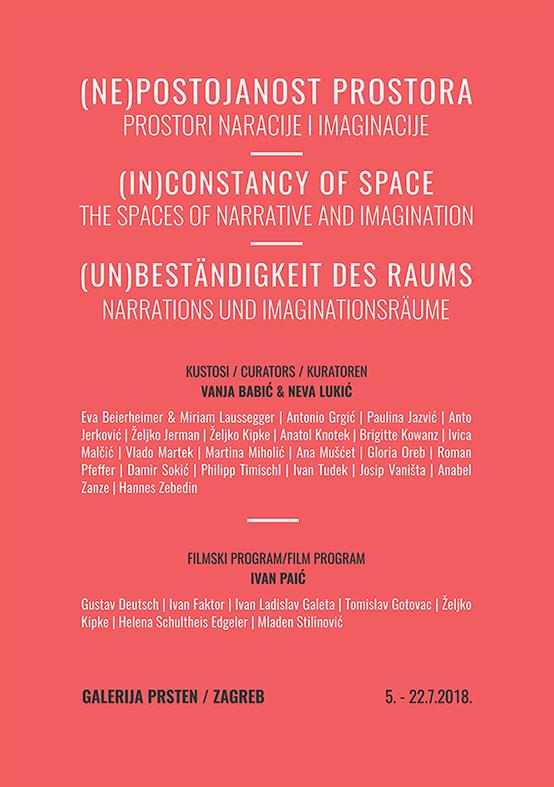 """Otvorena izložba """"(Ne)postojanost prostora – Prostori naracije i imaginacije"""""""
