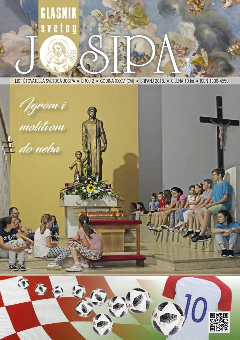 Novi broj Glasnika svetog Josipa