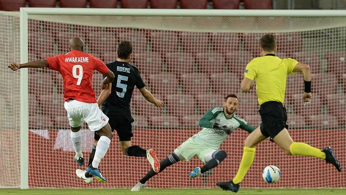 Dinamo remijem protiv Hapoela stigao do 3. pretkola Lige prvaka