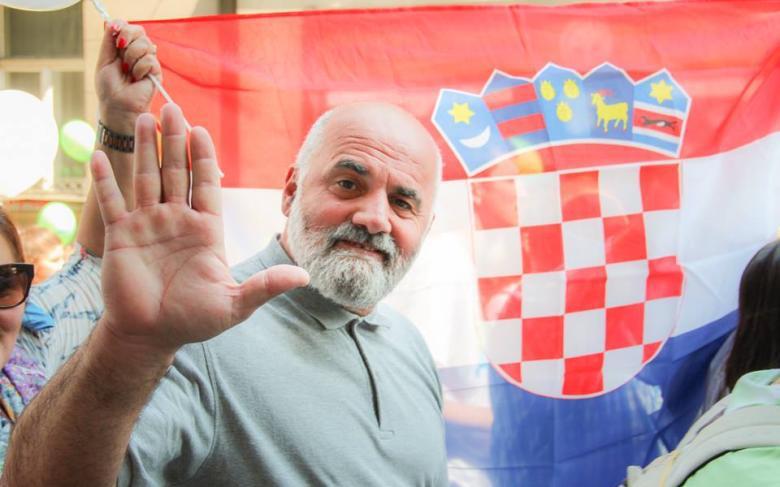 Pater Ike Mandurić: Svaka čast Englezima, ali Hrvatska se voli jače