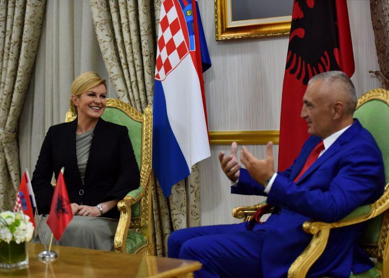 Predsjednica Republike u državnom posjetu Republici Albaniji