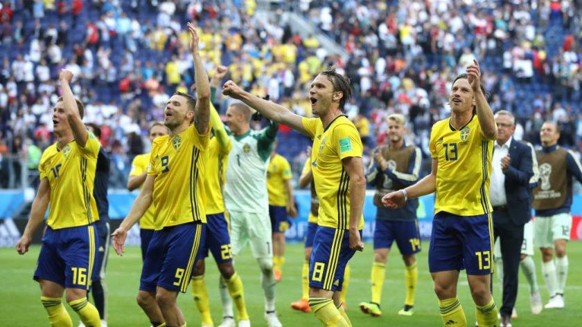 Švedska se plasirala u četvrtfinale Svjetskog prvenstva pobjedom 1-0 protiv Švicarske