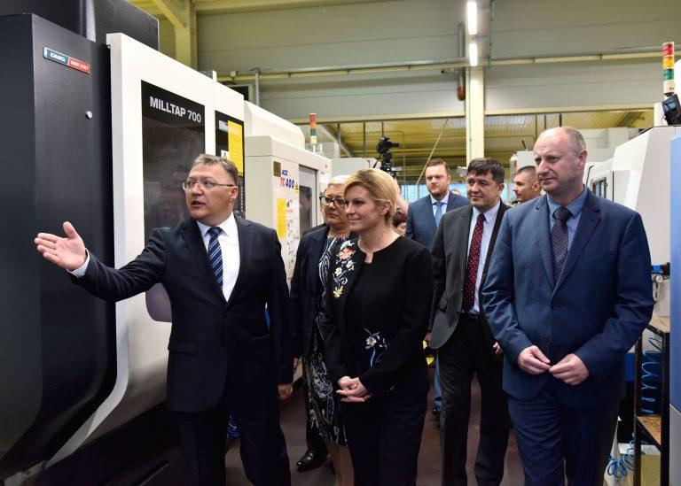 U Zaboku otvoren novi proizvodni pogon prerade i proizvodnje metalnih dijelova