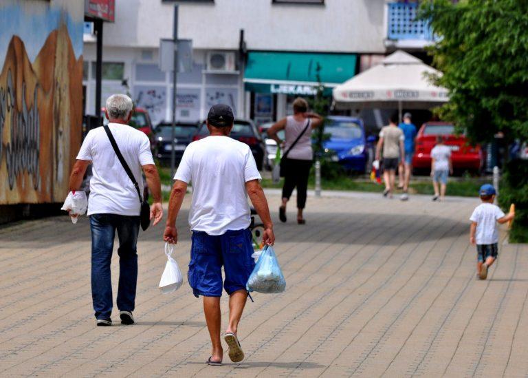 Hrvatska prošle godine izgubila 50.000 stanovnika