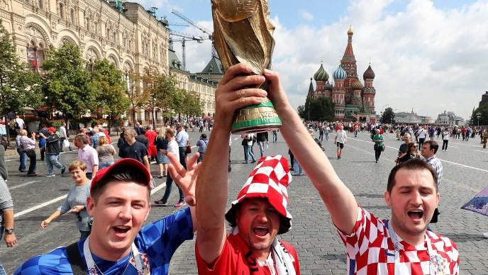 Hrvatska u istom sastavu kao protiv Argentine