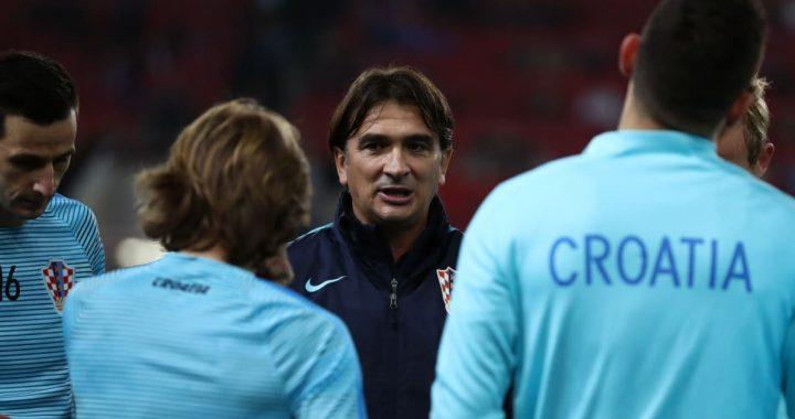 Zlatko Dalić: Nemamo razloga biti opterećeni i igrati pod pritiskom