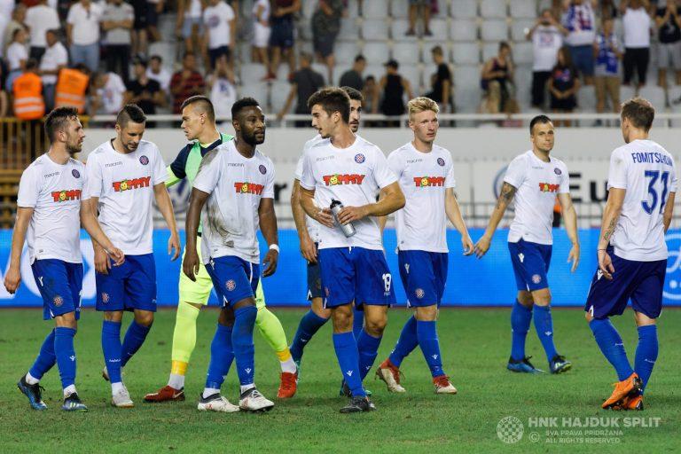 Kvalifikacije: Hajduk – Slavia 1-0 i Osijek – Rangers 0-1