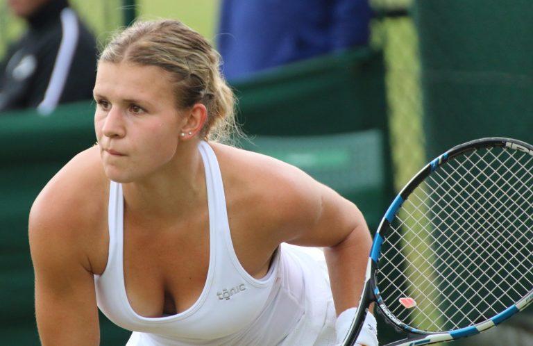 Jana Fett, najzgodnija mlada hrvatska tenisačica