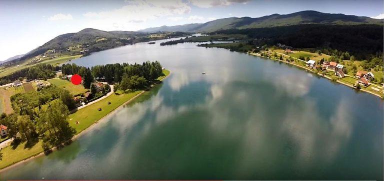Ovogodišnja likovna kolonija HKLD-a na jezeru Sabljaci, 15. rujna!