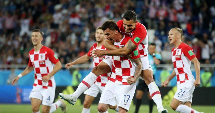 Mandžukić: Dat ćemo zadnju kap znoja da dođemo do finala