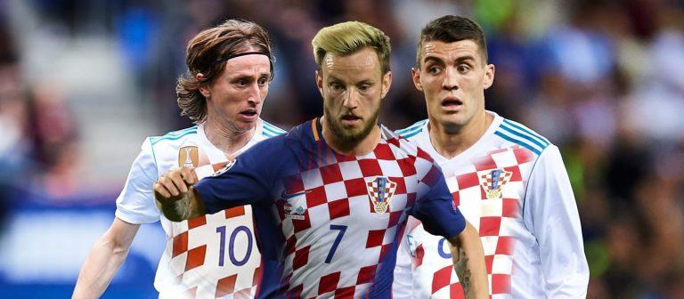 """Modrić na naslovnici FIFA-e: """"On i Rakitić su ubojit tandem"""""""