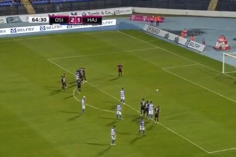 HNL: Osijek – Hajduk 4-1