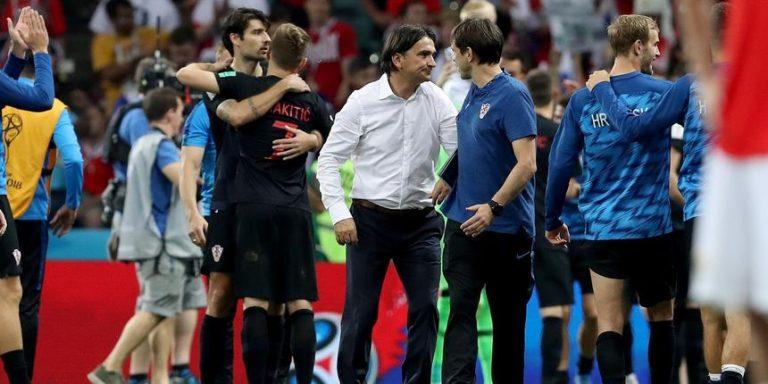 Dalić: Ne plačem često, ali… Hrvatska je u polufinalu