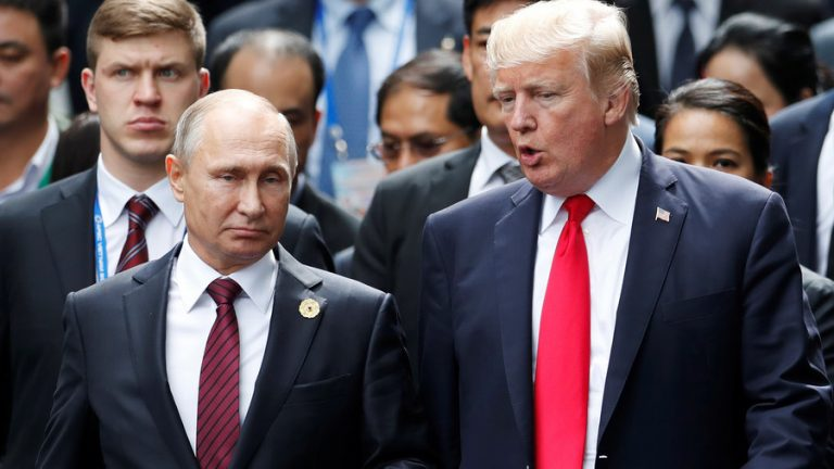 Putin pozvao Trumpa u Moskvu