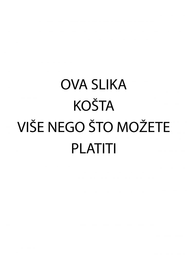 Željko Bobanović / Don Bobo: PRODAJNA IZLOŽBA