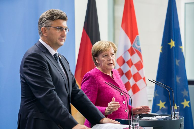 Hrvatska i Njemačka su partnerske zemlje, cilj nam je pristupiti Schengenu do predsjedanja EU-om