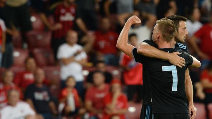 Dinamo svladao Astanu u prvoj utakmici 3. pretkola Lige prvaka