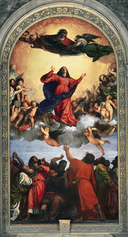Danas je blagdan Velike Gospe – svetkovina Uznesenja Blažene Djevice Marije na nebo