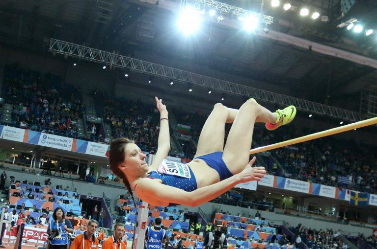 EP: Ana Šimić 10. u finalu skoka u vis