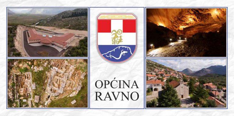 Program obilježavanja Dana općine Ravno – predstavljanje Turističke monografije općine Ravno