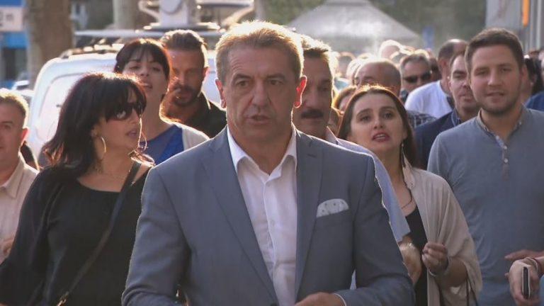 Ličani i Milinović pred središnjicom HDZ-a: Plenković ima našu podršku, ali Jandroković nema