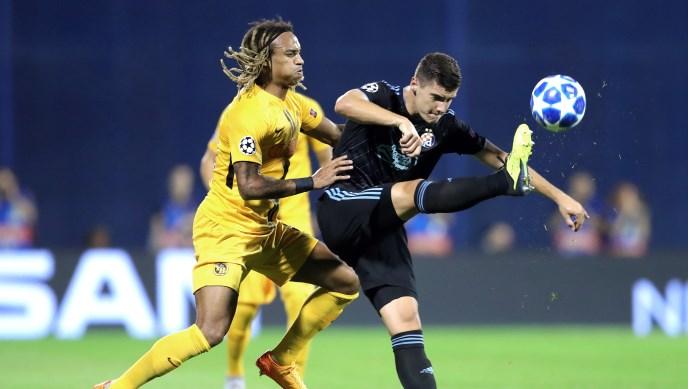 Dinamo bez Lige prvaka, slavlje Young Boysa u Zagrebu