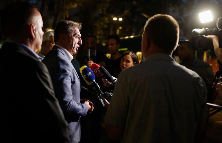 Milinović: Postignut je načelni dogovor o datumu stranačkih izbora