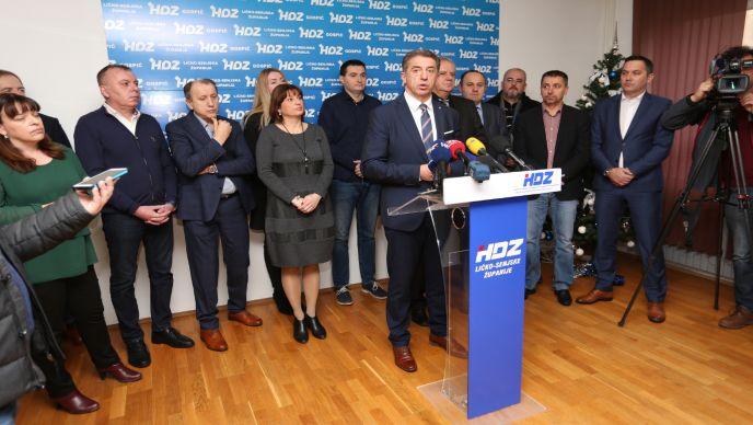 Milinović s oko 200 članova stranke dolazi sutra u Središnjicu HDZ-a