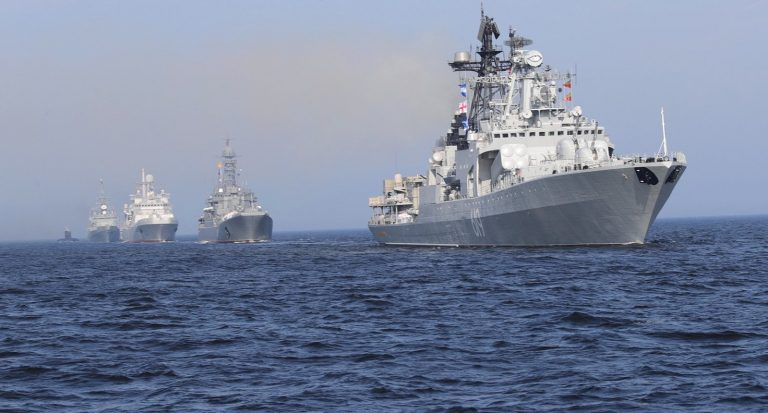 U tijeku najveće gomilanje ruskih ratnih brodova pred obalom Sirije