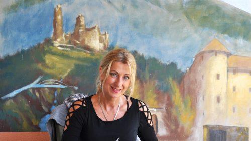 Mirjana Modrušan: Moj život je veliko šareno platno