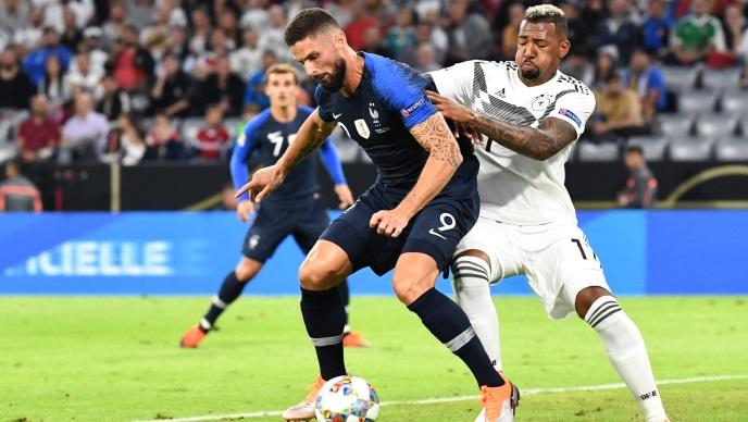 Liga nacija: Njemačka i Francuska bez golova, Čakvetadze ušao u povijest