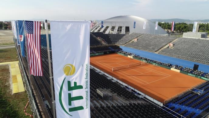 Zadar spreman za Davis Cup