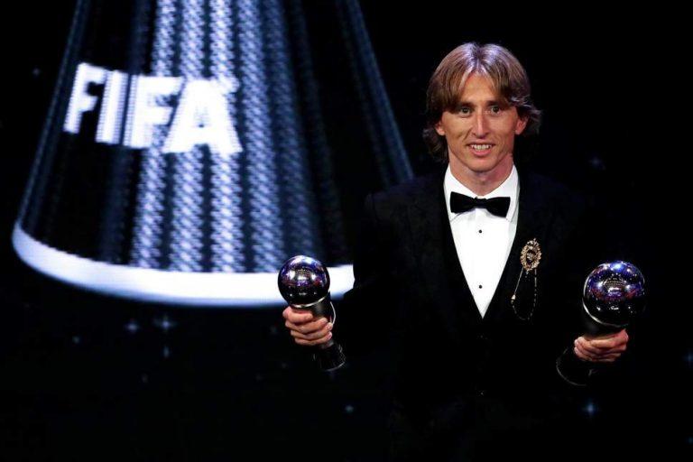 Luka Modrić proglašen najboljim igračem svijeta u izboru Međunarodne nogometne federacije