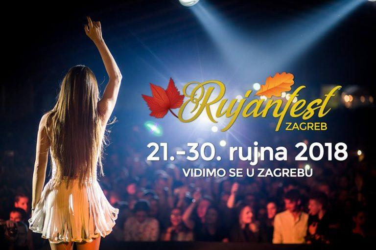 Rujanfest Zagreb, 21.-30. rujna na Bundeku