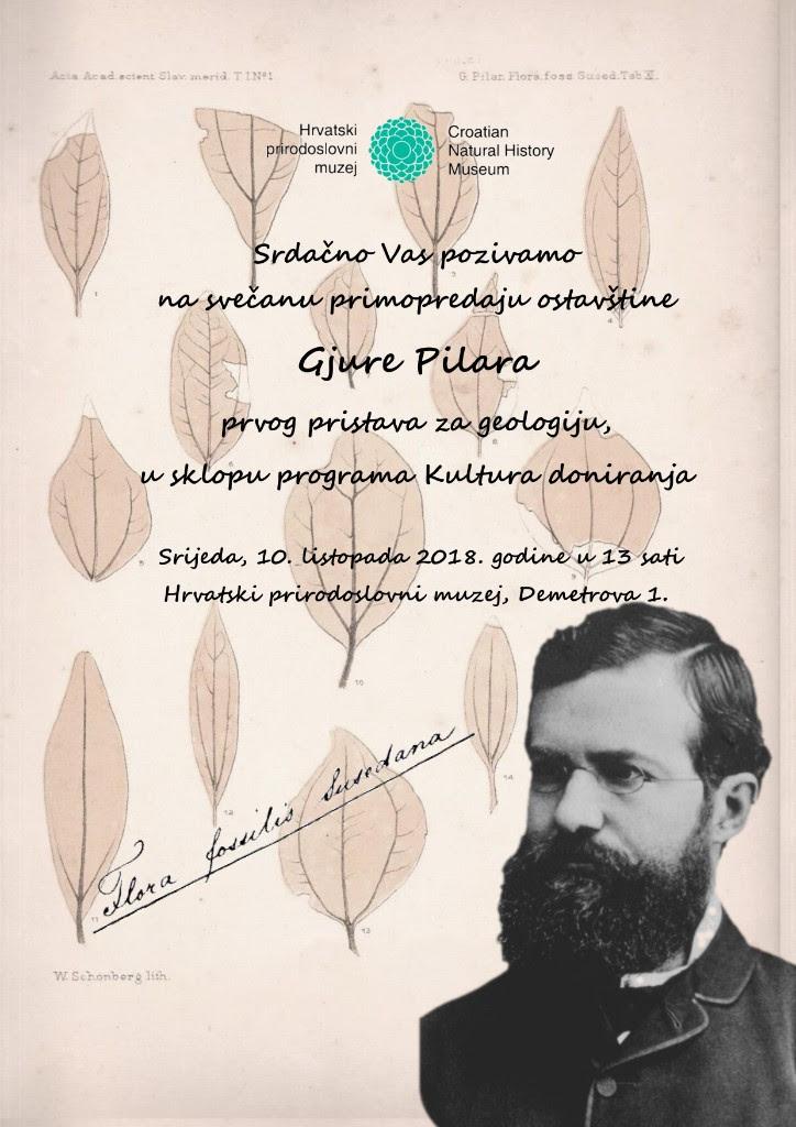 Svečana primopredaja ostavštine prof. Gjure Pilara