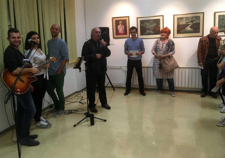 Otvorena izložba pastela Kreše Vlahovića u Galeiji Anima u Zaprešiću