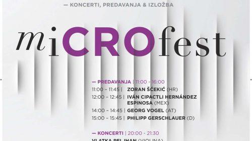 miCROfest i Zoran Šćekić u CeKaTe-u