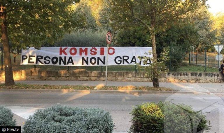 Hrvati u BiH poslali jasnu poruku o nametanju Komšića