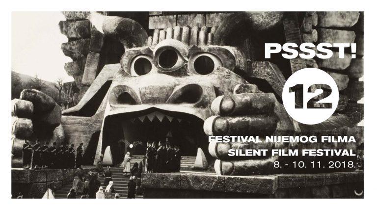 Izabrani filmovi za natjecateljski program 12. PSSST! Festivala nijemog filma