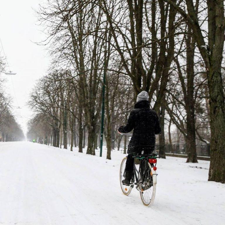 """Za bečke bicikliste nema """"zime"""""""