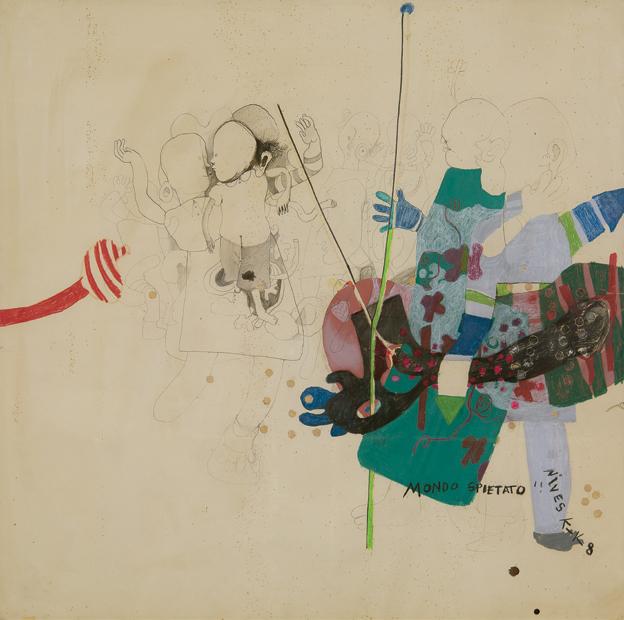 50 umjetničkih djela za 50 godina postojanja – Izbor iz fundusa