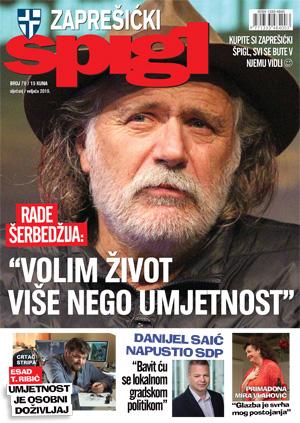 U prodaji najnoviji broj Zaprešićkog špigla / 79