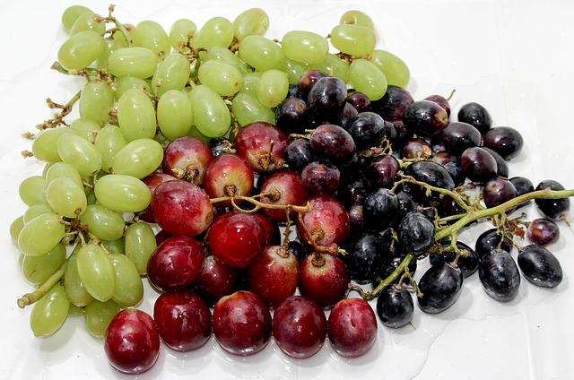 Novogodišnja hrana – grožđe donosi sreću, a mahunarke bogatstvo