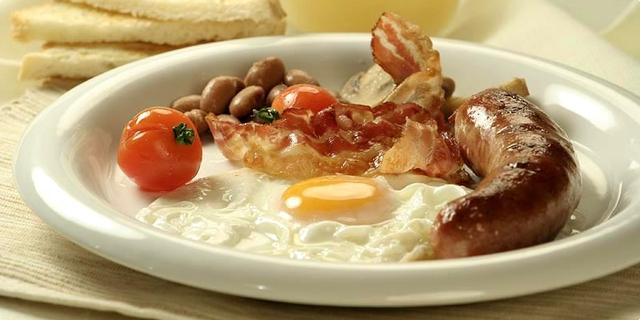 Klasičan engleski doručak