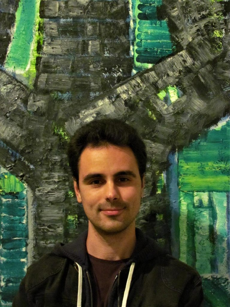 Razgovor povodu – akademski slikar Andrej Tomić