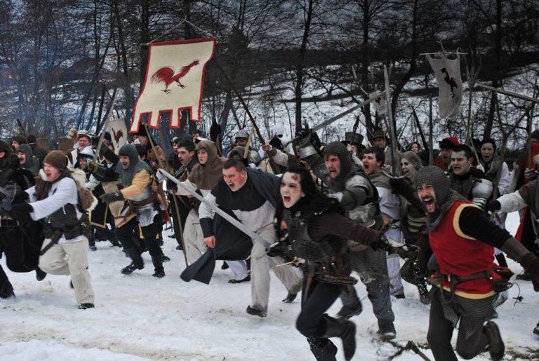 Spektakularna Bitka kod Stubice i ove godine briljira svojim sadržajem