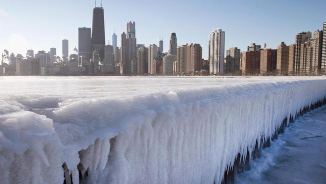 Američki Srednji zapad zahvatila je ekstremna hladnoća